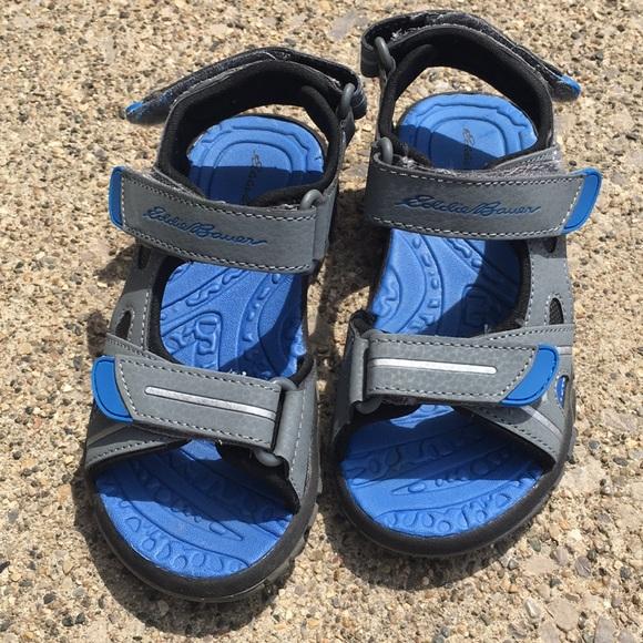 8d33ac7fc46 Eddie Bauer Other - EUC Eddie Bauer boys sandals sz 12. Worn once!